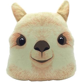 Streamline NYC Alpaca Pillow