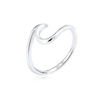 Elli Women's Ring, in Silver 925, Size 58