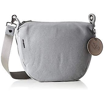 Mandariini ankka mellow nahka, Naisten laukku, Alumiini, Yksi koko(4)