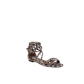 Tabitha Simmons   Nellie Leopard-Print Sandals