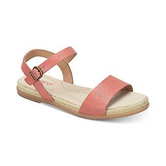 Syntynyt naisten Welch avoin toe rento slingback sandaalit