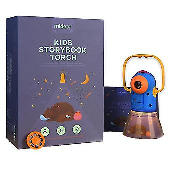 Multifunctional Story Early Education Projector Children's Luminous Toy