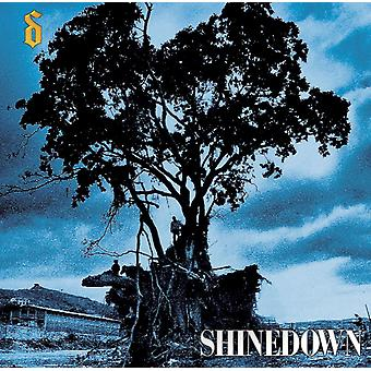 Shinedown - Leave A Whisper Limited Edition Blue Vinyl