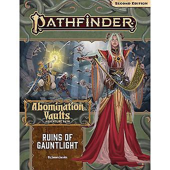 Pathfinder Adventure Path: Ruins of Gauntlight (Gruwelkluizen 1 van 3) (P2) door James Jacobs (Paperback, 2021)