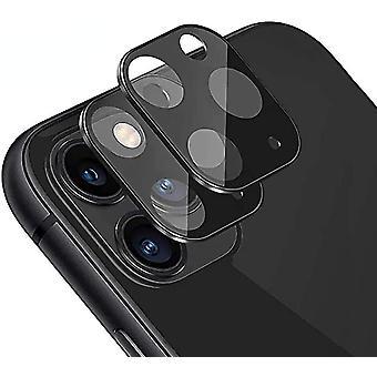 Geeignet für iPhone 12 PRO Kamera Panzerglas Schutzfolie 2 PCS Objektiv Folie Len Protector Kamera
