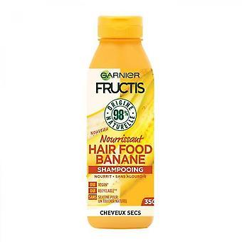 Garnier Fructis Hair Food Vegan Banana Nourishing Shampoo - 350ml