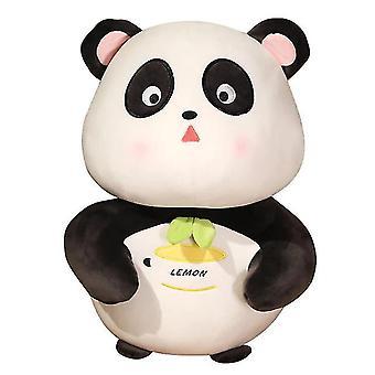 30cm الباندا العملاقة أفخم وسادة الباندا الناعمة أفخم لعبة لطيف الوسائد| أفخم الوسائد
