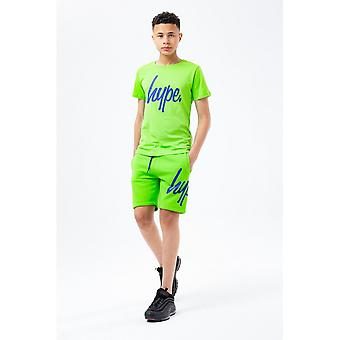 Hype Boys Script T-Shirt