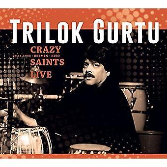 Trilok Gurtu - Crazy Saints - Live [CD] USA import