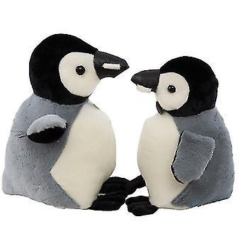 Penguin Plush Toy Cute Plushies Stuffed Animal Doll Gift Pillow For Boy Girl(22cm)