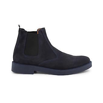 Duca di Morrone - Ankle boots Men 100_CAMOSCIO