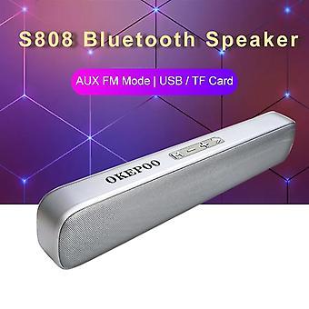 S808 Portable Bluetooth Wirele Speaker Support