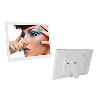 Digital Picture Frame  Jscsm Hp-0144  14.1 Inch With Motion Sensor For Shelf Advertising (hd- White)