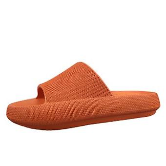 Ademende heren slippers comfortabele strand slippers