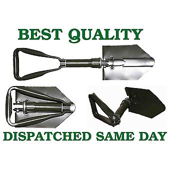 Tri Fold Army Style Snow Entrenching Shovel