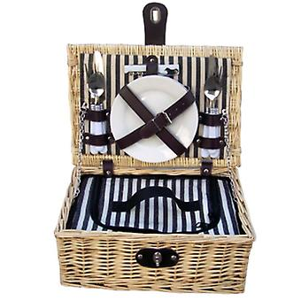 Baslow Fitted Picnic Basket