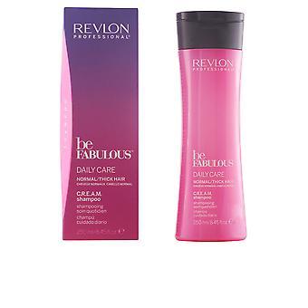 Revlon worden fantastische dagelijkse zorg normale crème Shampoo 250 Ml Unisex
