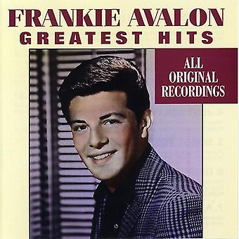 Frankie Avalon - Greatest Hits [CD] USA import