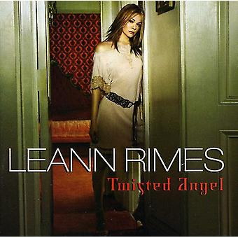 Leann Rimes - Twisted Angel [CD] USA import