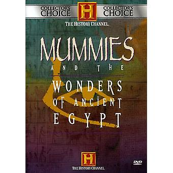 Mummies & the Wonders of Ancie [DVD] USA import