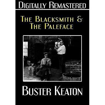 Buster Keaton: Smeden & Paleface [DVD] USA importere