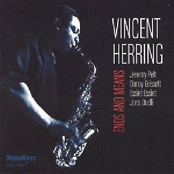 Vincent Herring - importation USA fin & moyens [CD]