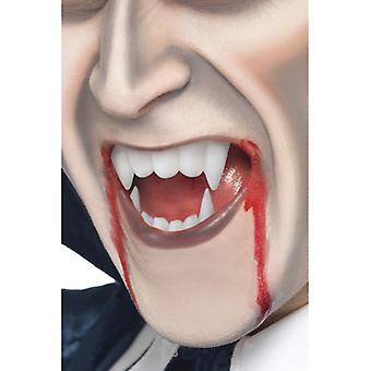 Nep bloed in het buisje bloed decoratie Halloween carnaval