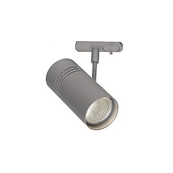 Ansell Unity 0 7.5W LED Satin Silver, Cool White