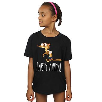 Disney meisjes Zootropolis Party Animal T-Shirt
