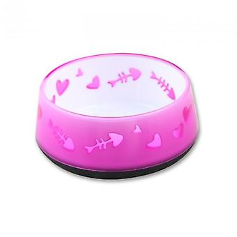 AFP Cat bowl Rosa - 300ml (Cats , Bowls, Dispensers & Containers , Bowls)