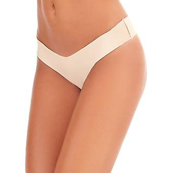 Secret Weapons SW-010 Women's Nudi-G Nude Invisible G-String