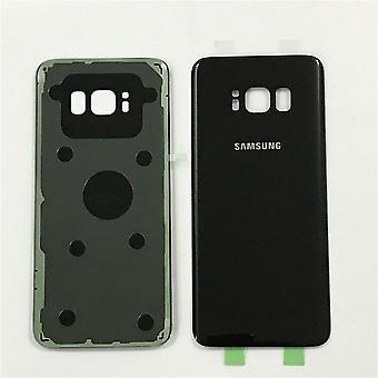 Samsung s8 dos – Midnight Black – qualité d'origine