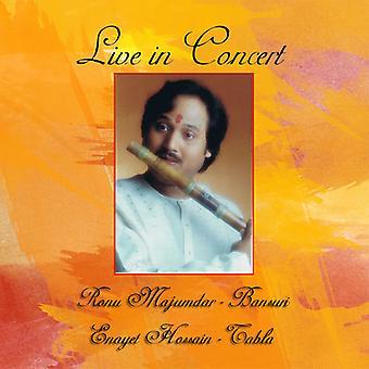 Majumdar * Ronu / Hossain * Enayet - livenä: Ronu Majumdar [CD] USA tuonti