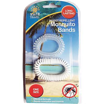 Sure Travel Insect Repellent Mosquito Bands