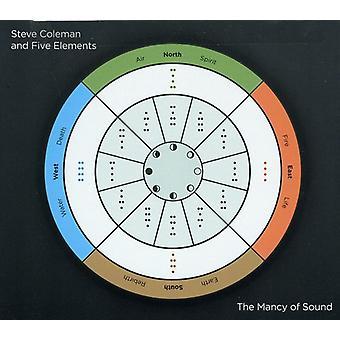 Steve Coleman & Five Elements - Mancy of Sound [CD] USA import