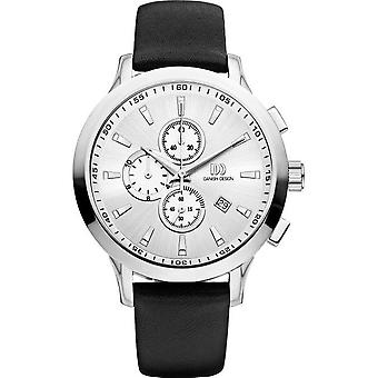 Tanskan design Miesten Watch IQ12Q1057 chronographs