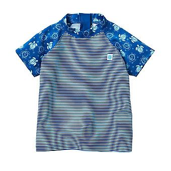 Splash About Boys SS Rash Top | Turtle Mania
