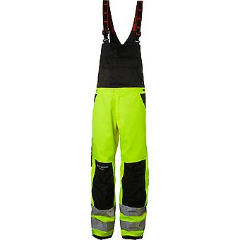 Helly Hansen Mens Alna High-Vis Durable Comfortable Workwear Bib