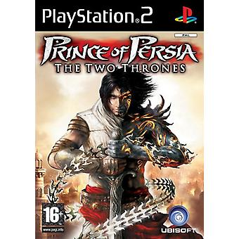 Prince of Persia Two Thrones (PS2) - Nieuwe fabriek verzegeld
