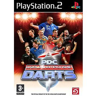 PDC World Championship dart (PS2)-fabriks forseglet