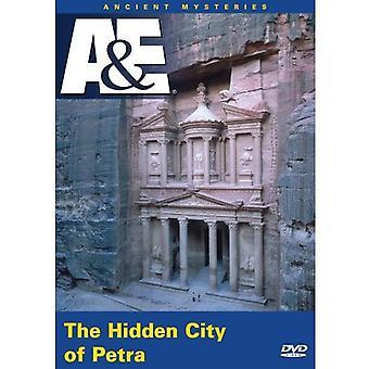 Importación de los E.e.u.u. de la ciudad de Petra [DVD] oculta