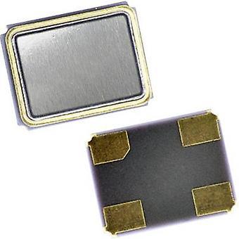 Qantek QX333A25.00000B15M Crystal oscillator SMD HCMOS 25.000 MHz 3.2 mm 2.5 mm 1.2 mm Tape cut 1 pc(s)