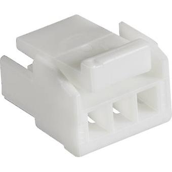 JST Socket behuizing - kabel GH totale aantal pinnen 7 Contact afstand: 1.25 mm GHR-07V-S 1 PC('s)