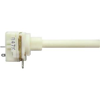 Weltron WP20KCIL-08-50F1-1M-20%-LIN Single turn rotary pot + switch Mono 0.2 W 1 MΩ 1 pc(s)
