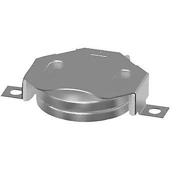 Keystone 3022 Knopfzellenhalter 2x CR 2020, CR2025, CR2032 Horizontal, SMD (L x B x H) 34,01 x 22,27 x 6,10 mm