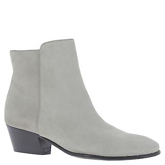 Barbara Bui ankle boots women in Sand Suede leather