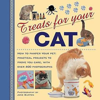 Treats for Your Cat - How to Pamper Your Pet - Practical Projects to Pr