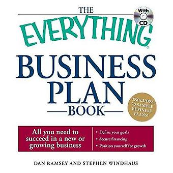 The  -Everything - Business Plan Book - All You Need to Plan for Success