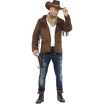 Sheriff barbati costum cowboy Wild West legea Keeper