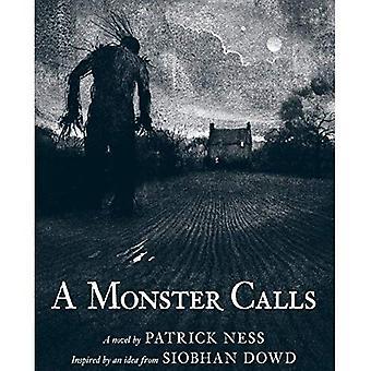 En Monster-samtal: Inspirerad av en idé från Siobhan Dowd